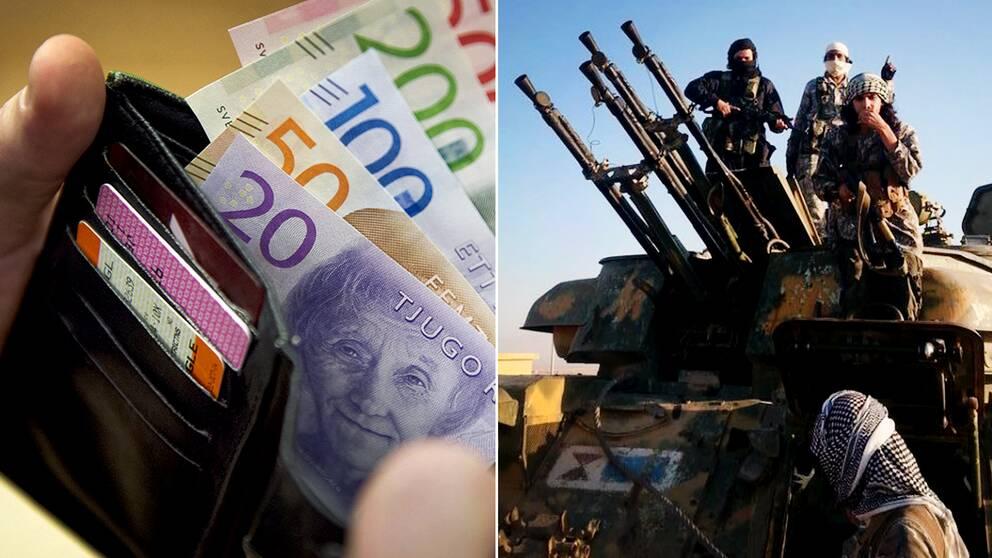 Terrorfinansiärer