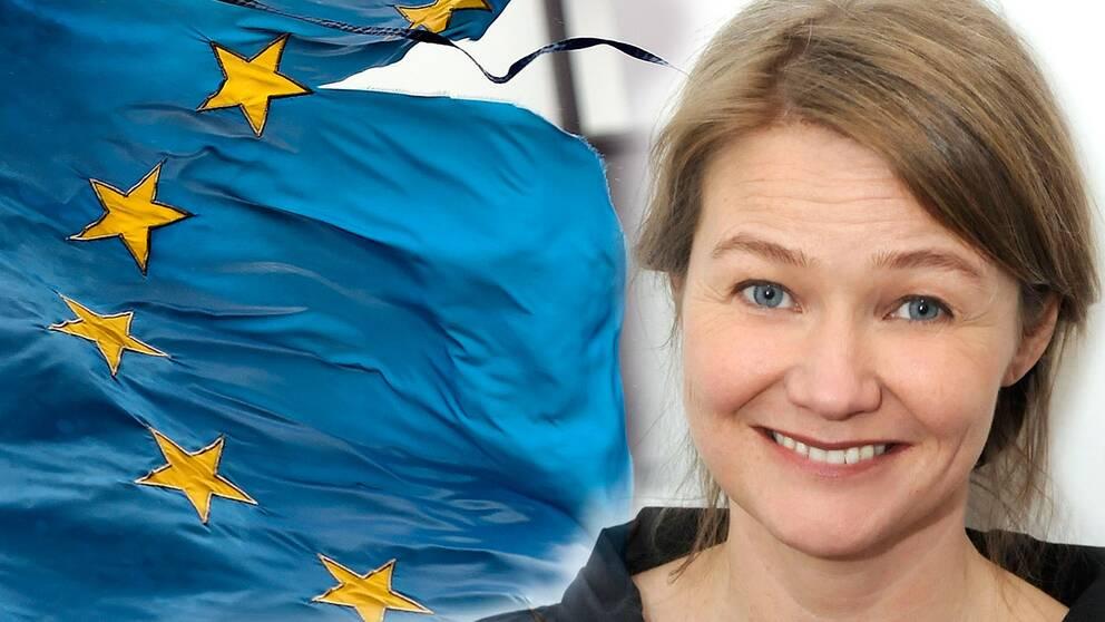 Helena Olsson, beställare för SVT Nyheter och Samhälle