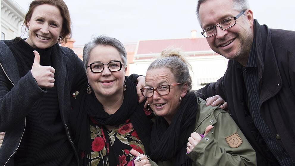 Skelleftebygdens berättarförening har utsetts till Årets berättarförening 2015.