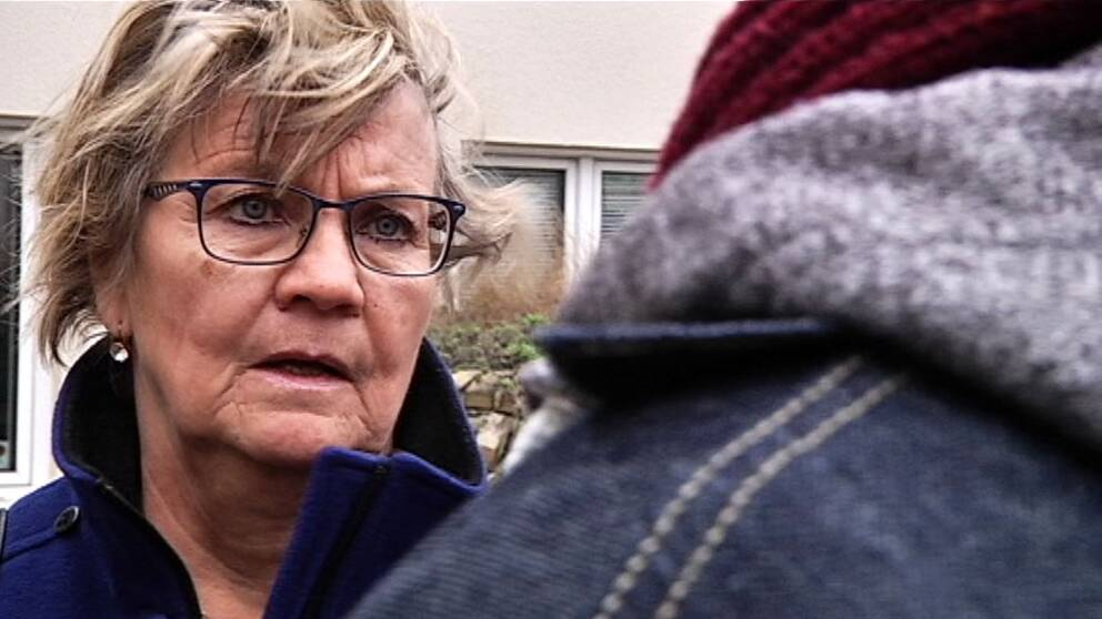 Yvonne Sandberg-Fries (MP)