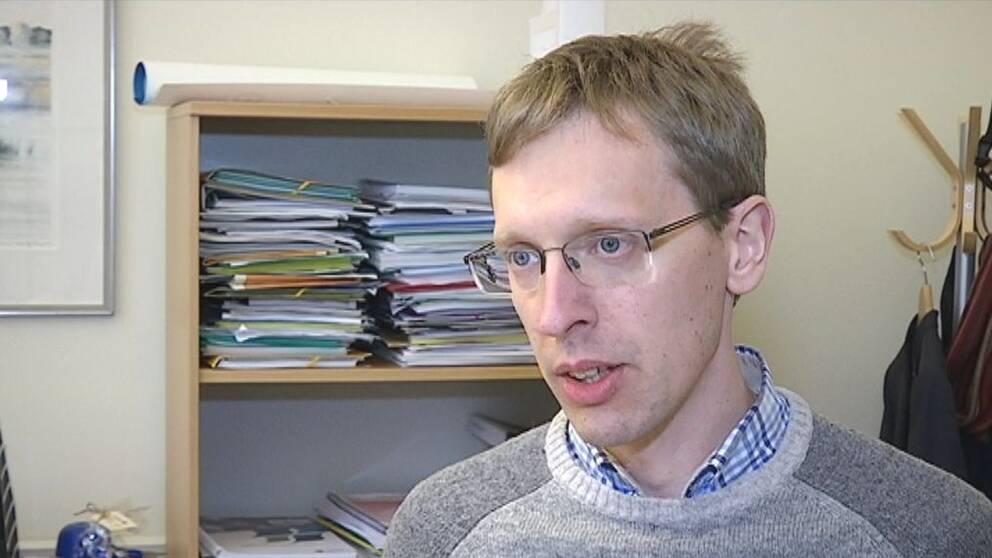 Nils Hillerbrand (MP), kommunalråd i Linköping