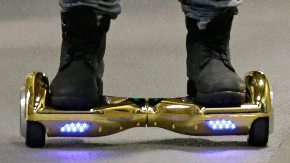 hoverboard airboard