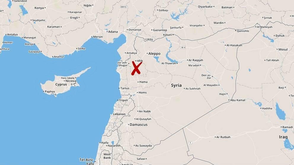 Syriens regim fortsatter doda civila