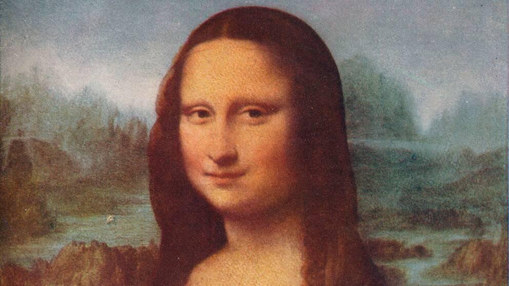 Mysteriet om Mona Lisa kan vara löst