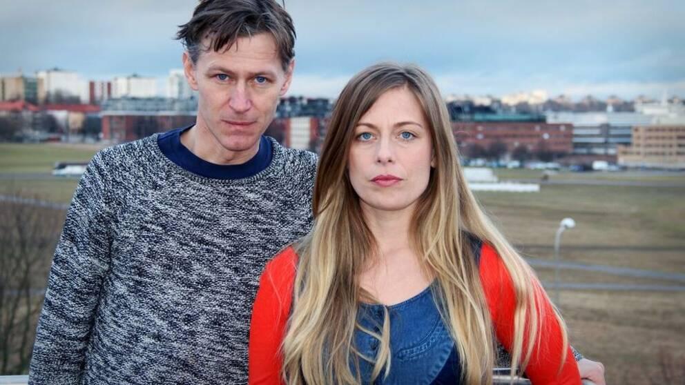 Anna-Klara Bankel och Emil Larsson