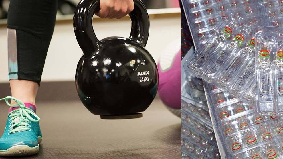 Gym får anti-dopningdiplom