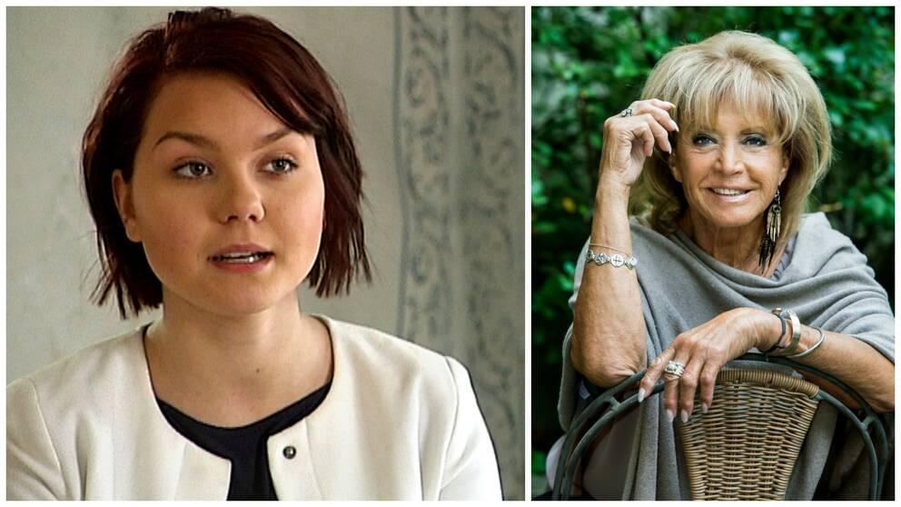Evelina Jonsson har samlat artister från Hälsingland på sitt debutalbum.