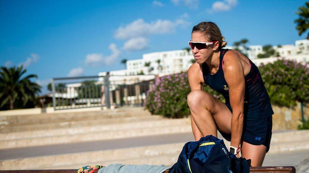 Lisa Nordén, triathlon