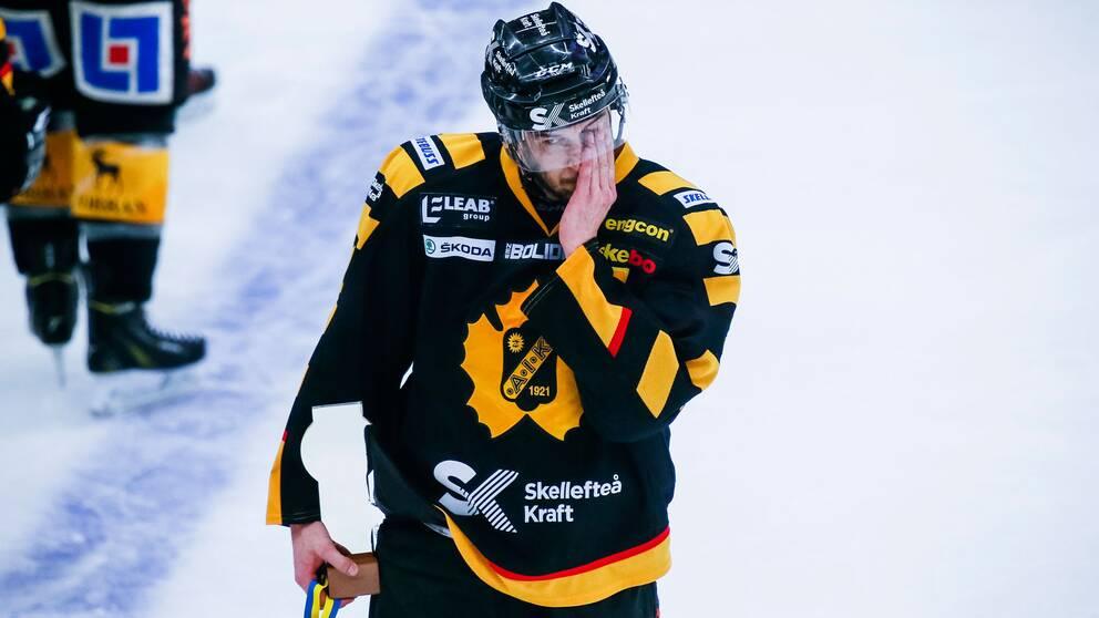 Jimmie Ericsson och Skellefteå föll i finalen – igen.