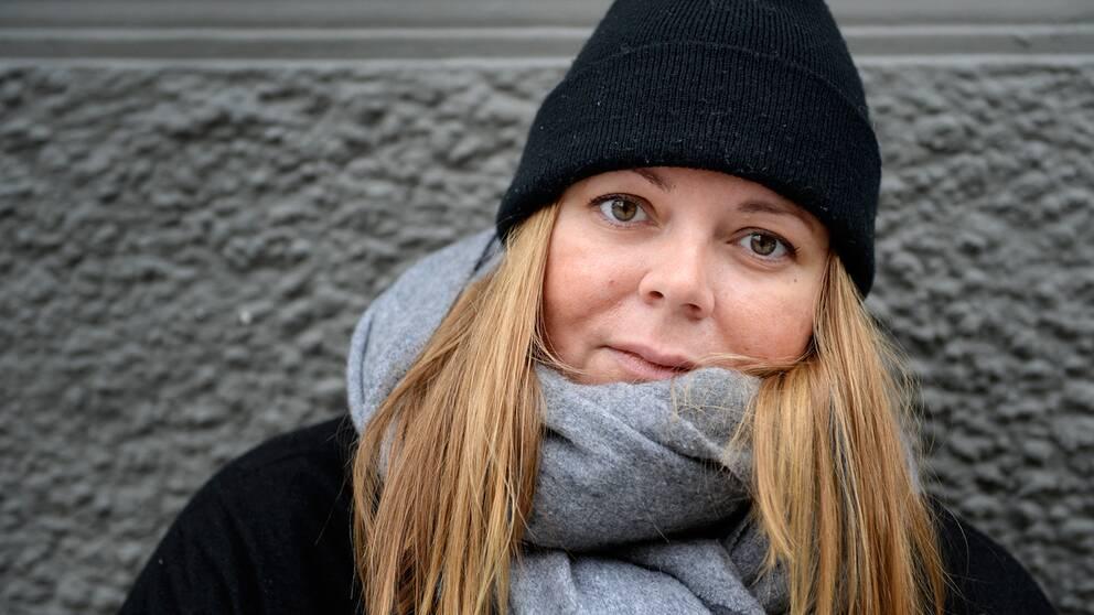 Regissören Alexandra-Therese Keining.