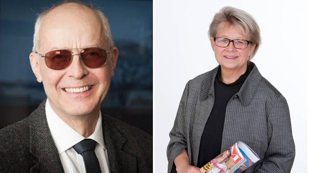 Bengt Ansell, Sveriges Radio och Karin Lennmor, Svensk damtidning.