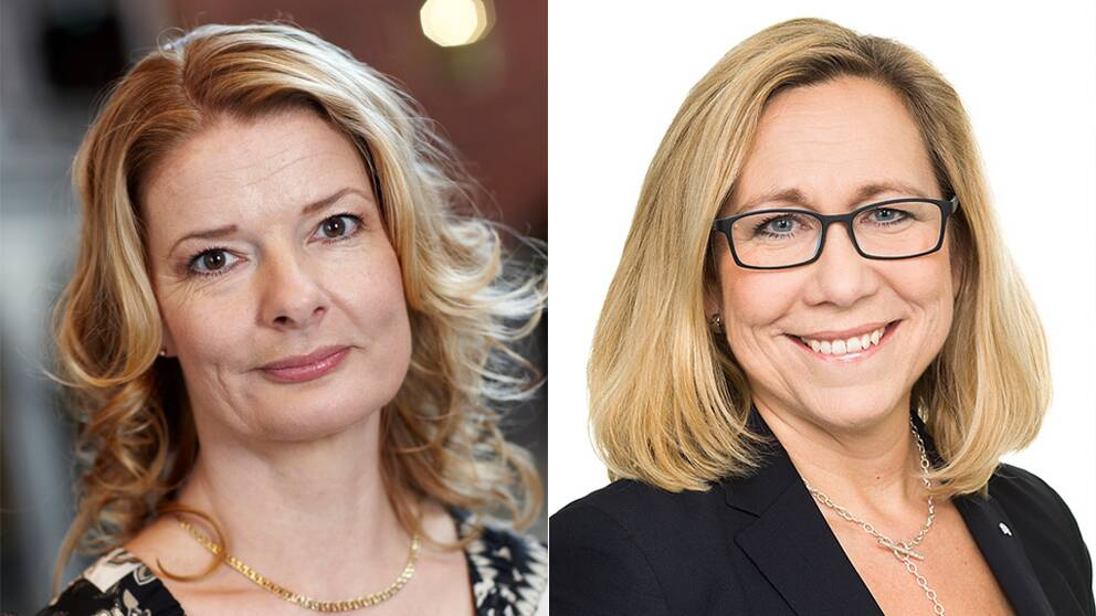 Lotta Edholm (L), oppositionsborgarråd i Stockholm Helene Odenjung (L), oppositionsråd i Göteborg