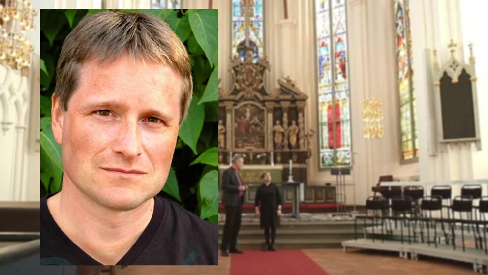Sören Dalevi blir ny biskop.