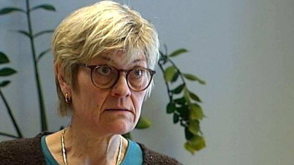 Nina Fållbäck-Svensson.