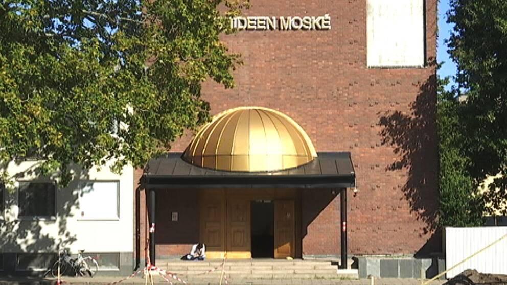 Moskén i Gävle.