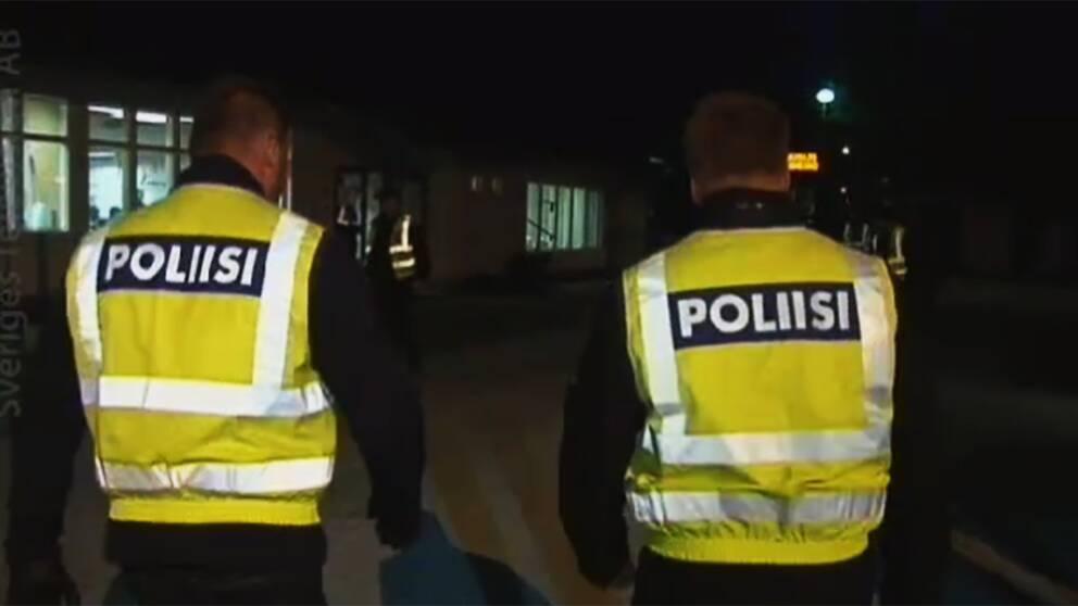 Finland är överlägset bäst i Europa vad det gäller att samla ihop och avvisa flyktingar som inte får stanna i landet.