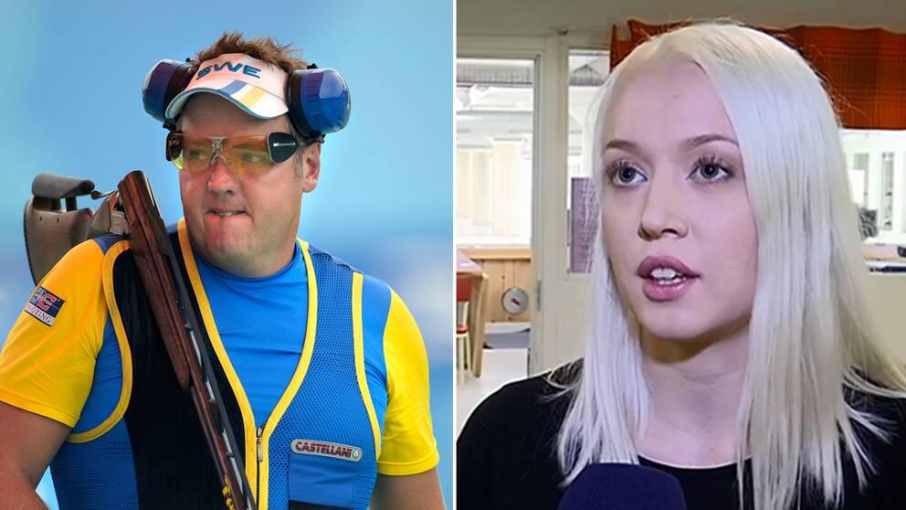 När 50-åriga Håkan Dahlby fick en OS-plats, blev OS-kvalade Michaela Arvidsson av med sin.