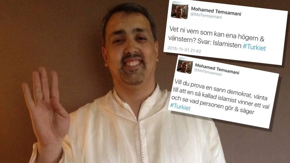 MP-politiker i Solna pekas ut som islamist.