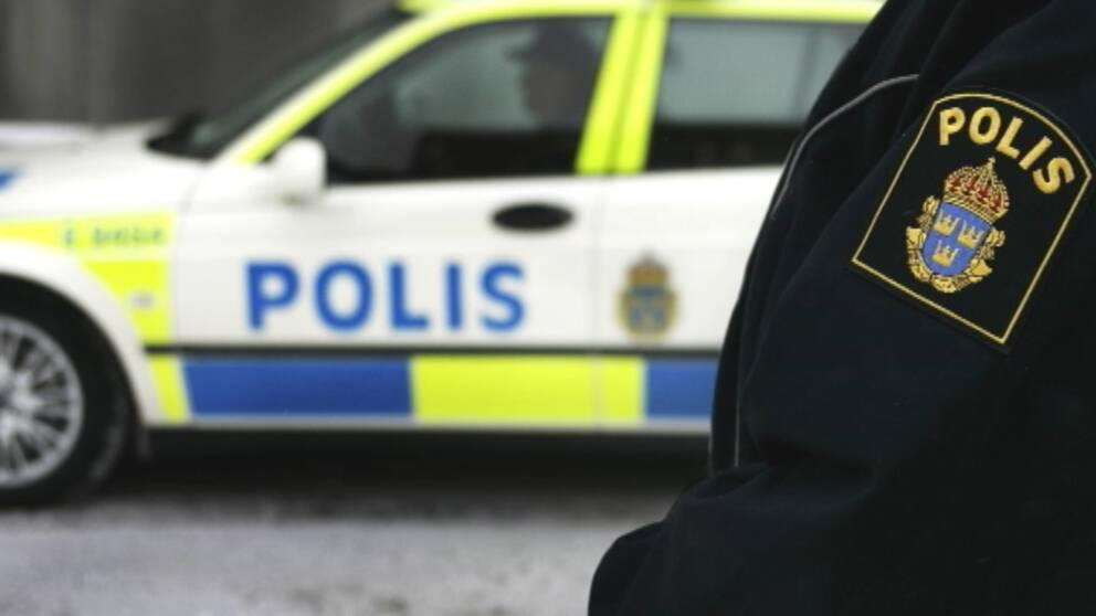 Jo kritiserar polisen