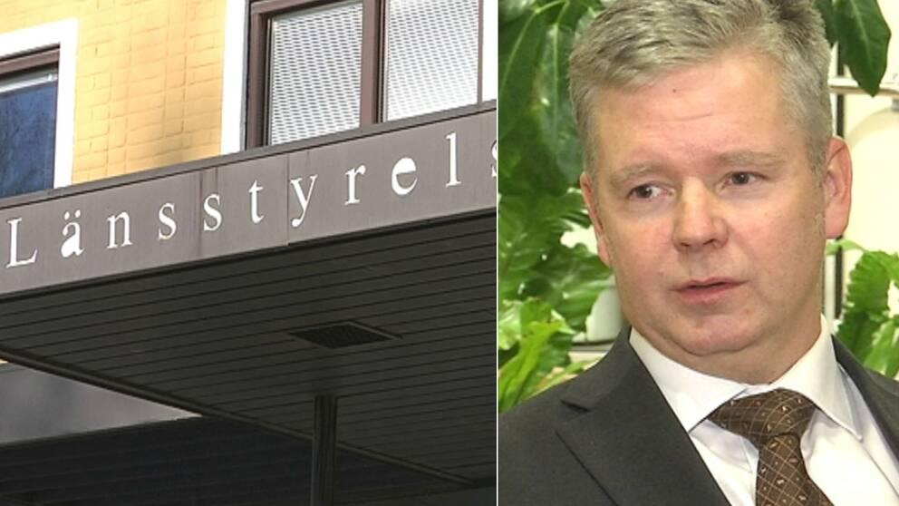 Länsstyrelsen, Lars Lustig