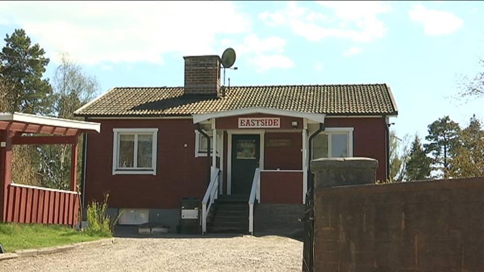Villan i Saltsjö-Boo.