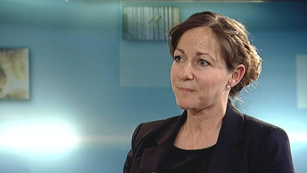 Charlotta Stenhem, ordförande Örebro läns Idrottsförbund