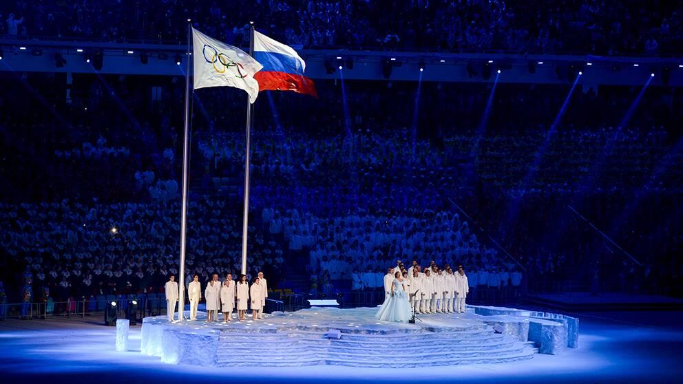 Vinter-OS i Sotji blev en stor framgång för Ryssland, men nu solkas bilden och den olympiska rörelsen av nya uppgifter om dopade ryska guldmedaljörer.