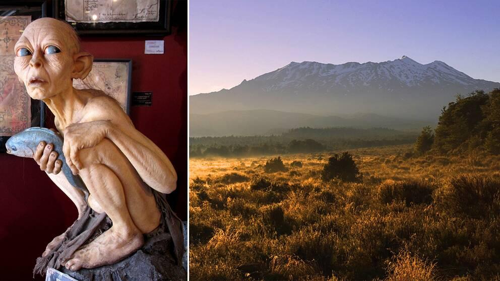 Ruapehu är belägen i den södra delen av Taupos vulkaniska zon.