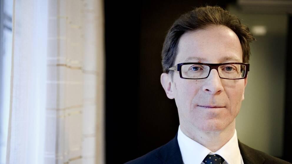 Riksgälden, med Hans Lindblad, är sedan februari svensk resolutionsmyndighet för banksektorn och ansvarar därmed för de nya kapitalkraven.
