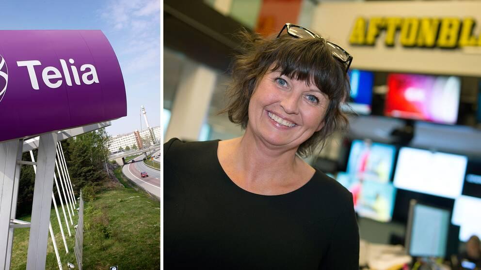 Aftonbladets nya chefredaktör/publisher Sofia Olsson Olsén.