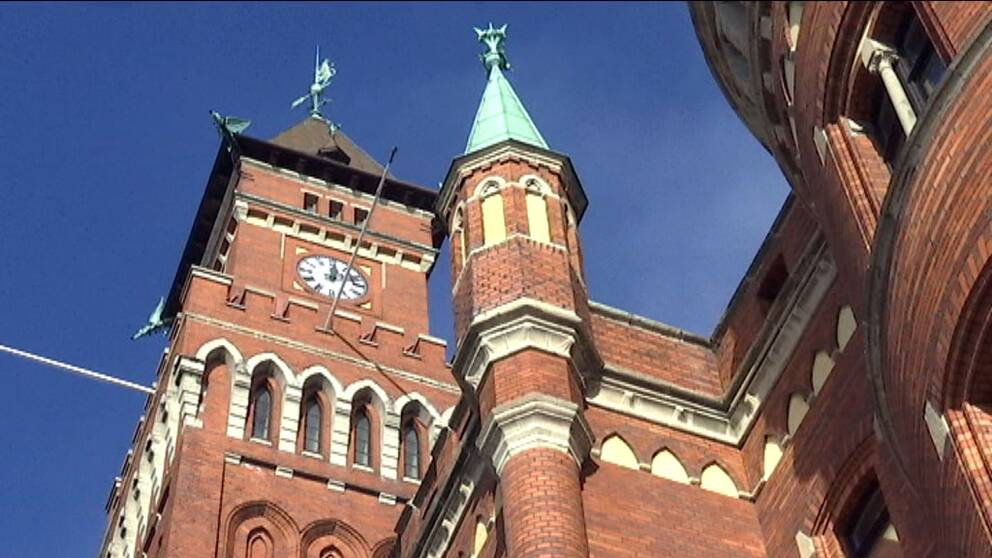 Rådhuset i Helsingborg.