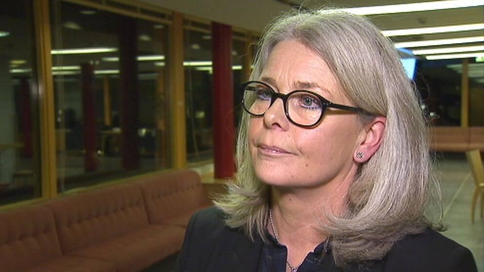 Eva Rönnbäck, verksamhetschef