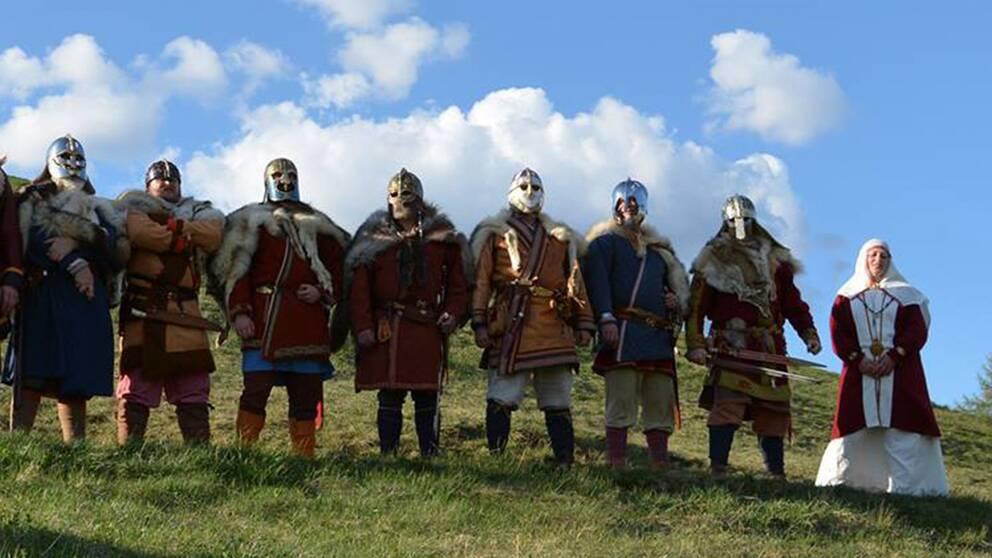 brittiska historiska sällskapet Wulfheodenas