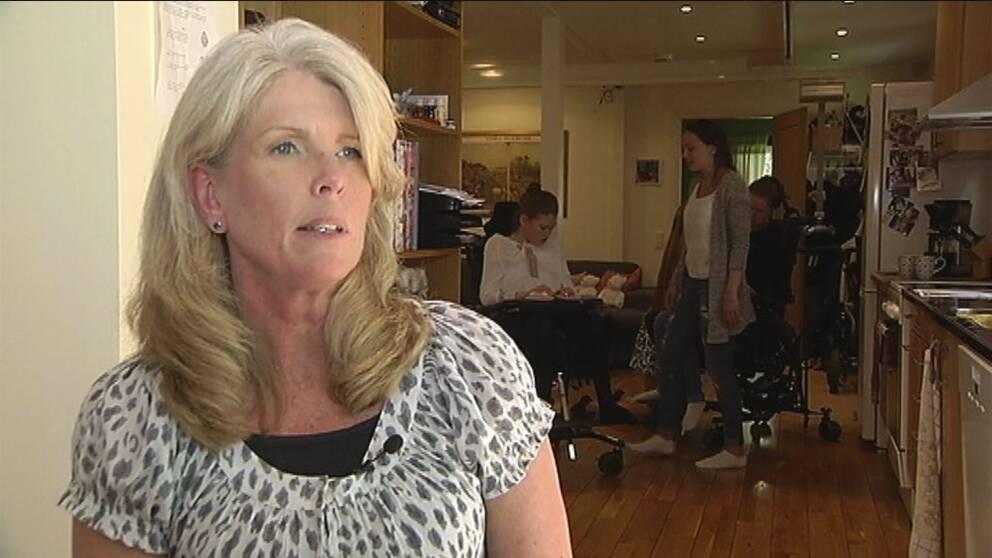 Anne-Kristin Ottosson fick två barn med den ovanliga sjukdomen CDG.