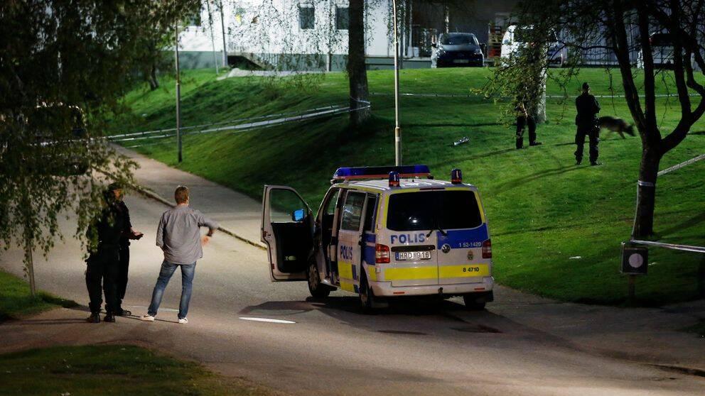 Polis far sparken efter misshandelsdom