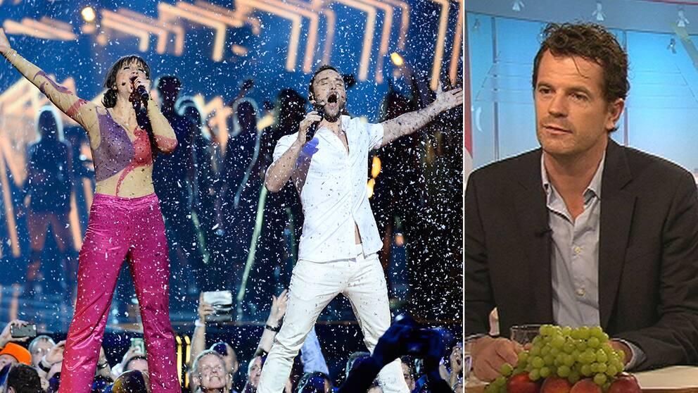 Petra Mede och Måns Zelmerlöw leder Worldvision 2017?