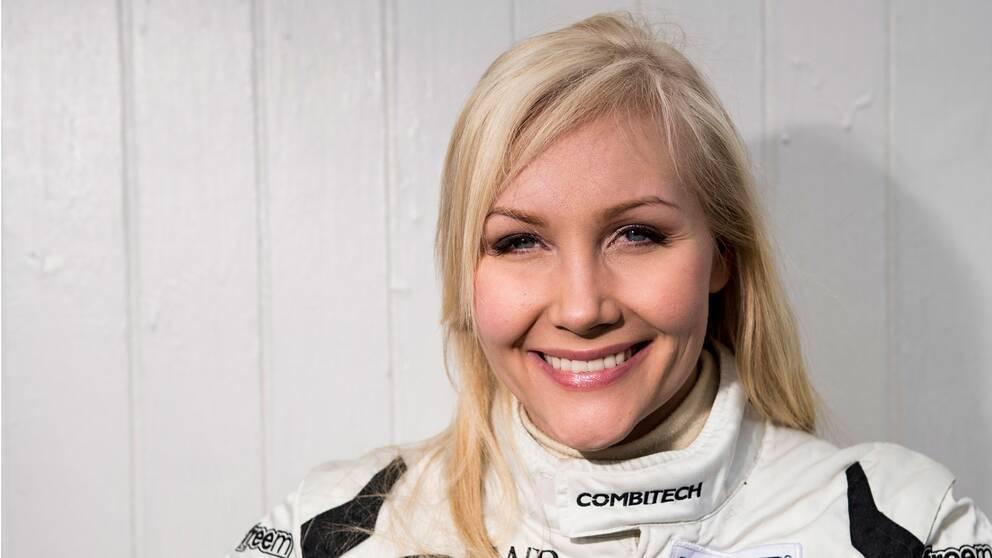 Finska STCC-föraren Emma Kimiläinen.