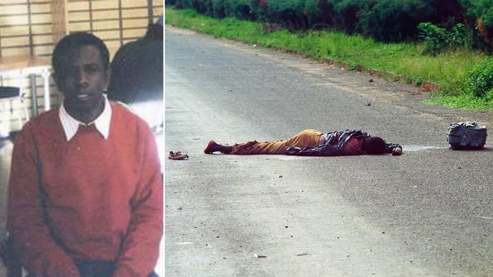 Claver Berinkindi var inblandad i folkmordet i Rwanda, då 800.000 människor brutalt mördades.