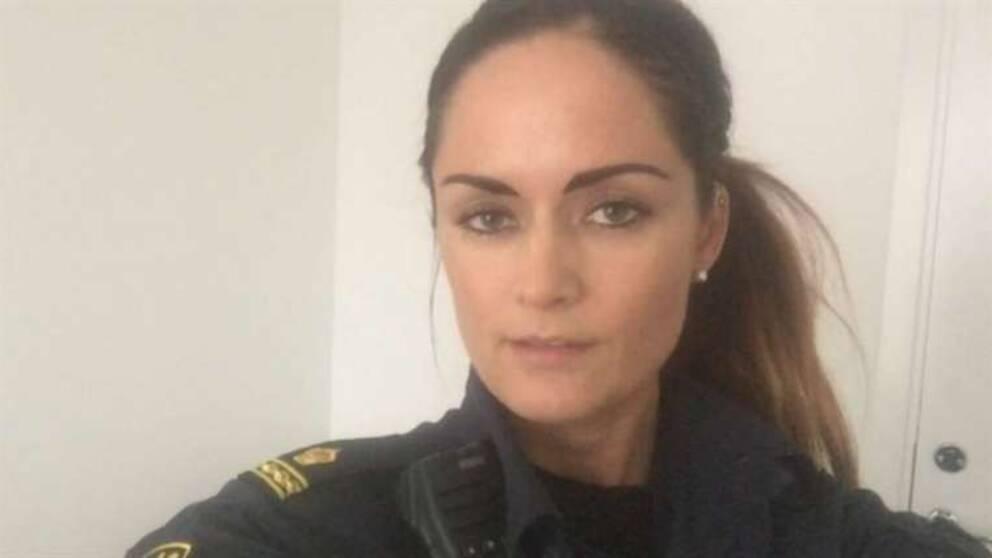 Lisa Reventberg, Polisinspektör Stockholm.
