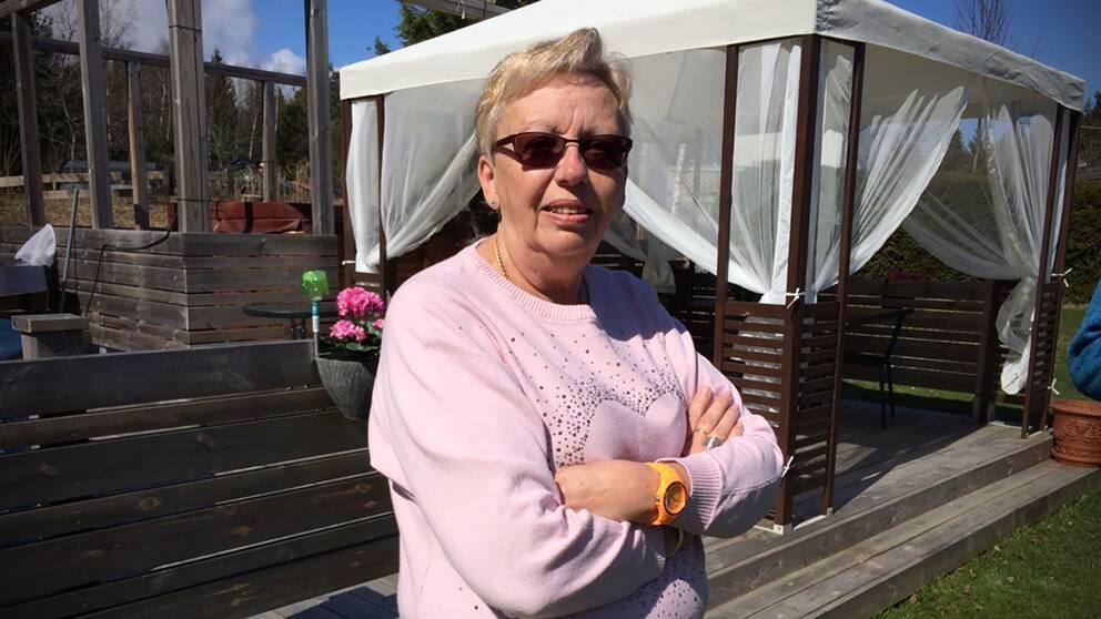Eivor Sahlström.