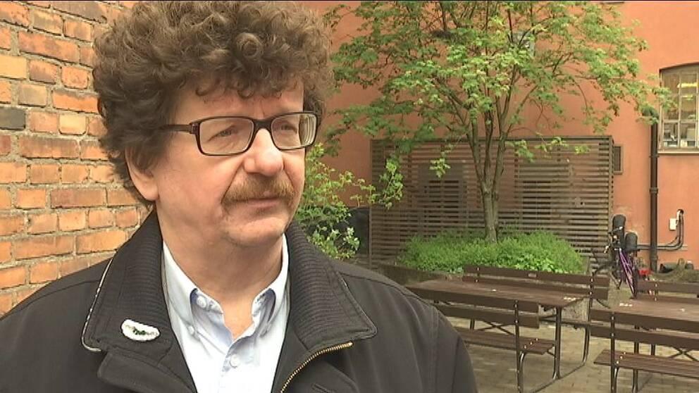 Lars Stjernvist (S), kommunstyrelsens ordförande i Norrköping