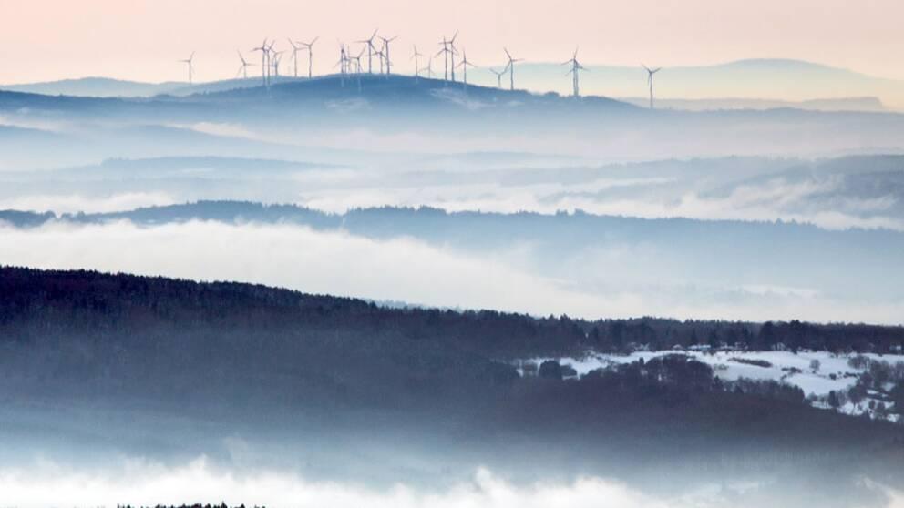 Miljö Vindkraft
