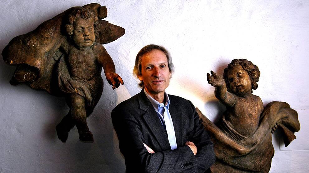 Författaren Dan Brown