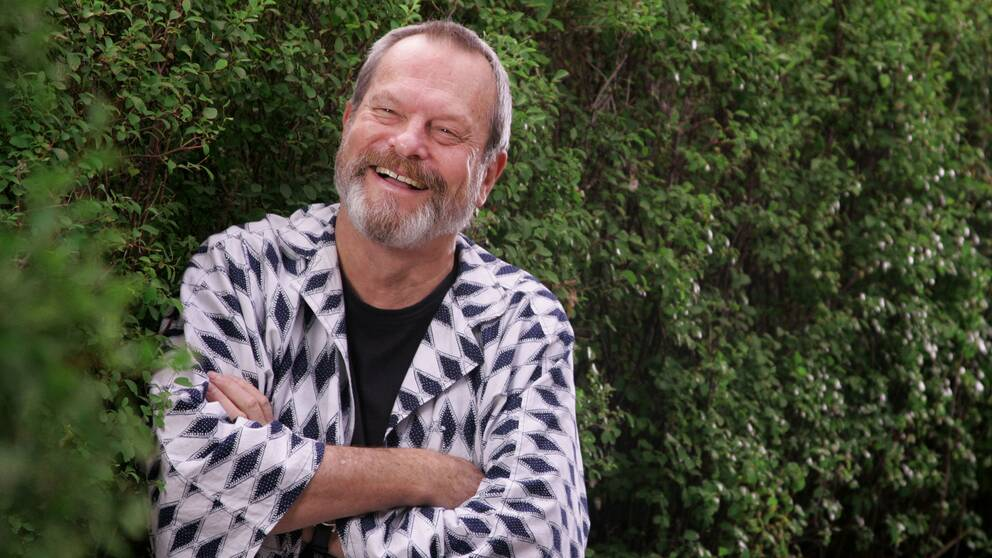 Regissören Terry Gilliam