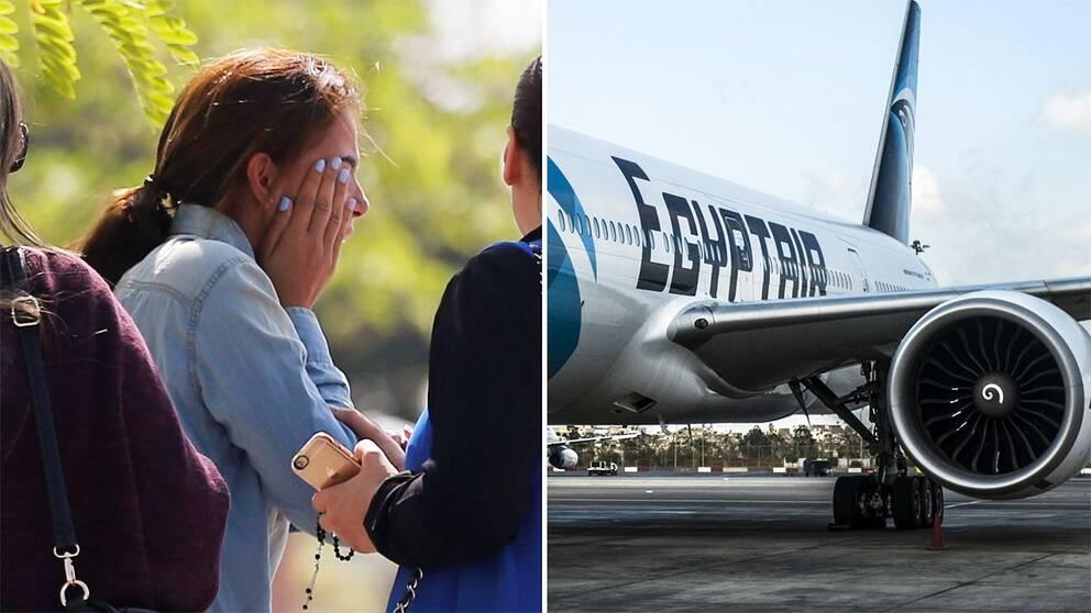 Egypt air-plan