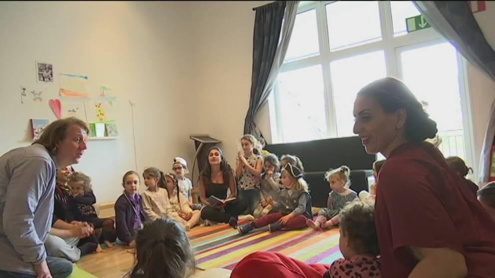 Läsa för integration, Assyriska kulturhuset