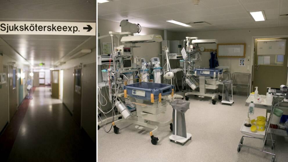 På de avdelningar där sjuksköterskebristen är störst erbjuder Region Jönköpings län även i år 10.000 kronor extra per vecka som ordinarie personal väljer att jobba under semesterperioden.