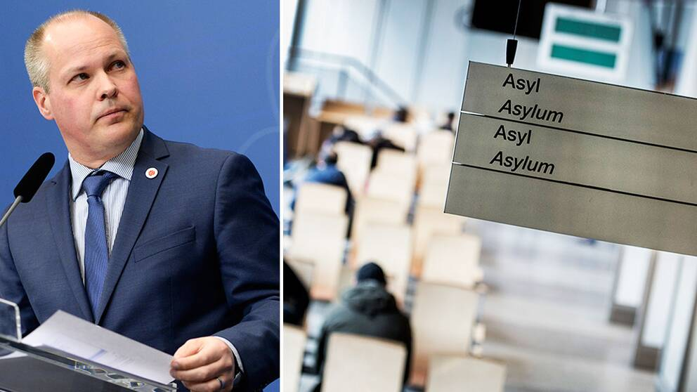 Nytt s program om flyktingpolitik