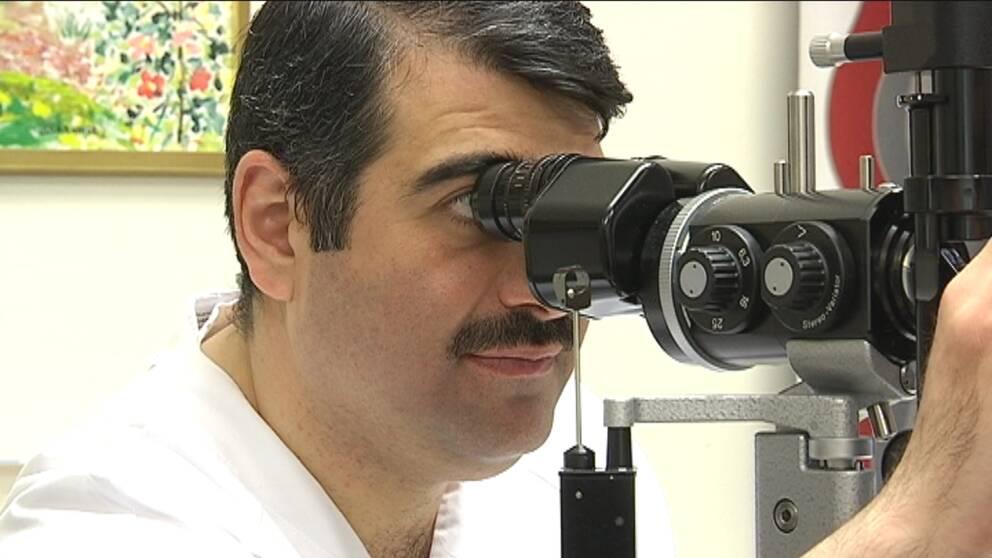 dejta din ögonläkare