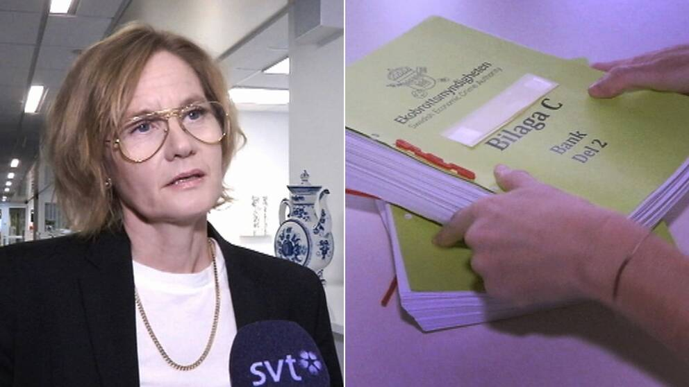 Birgitta Resenius, verksjurist på Ekobrottsmyndigheten